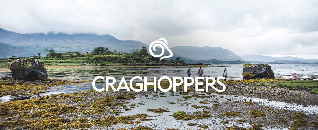 Craghoppers banner image