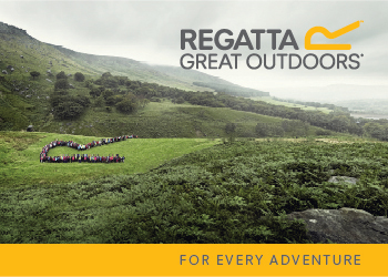 Regatta brand page preview image